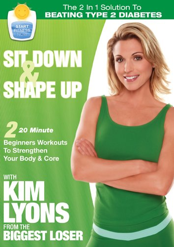 Kim Lyons Start Fitness Now: Sit Down & Shape Up 2