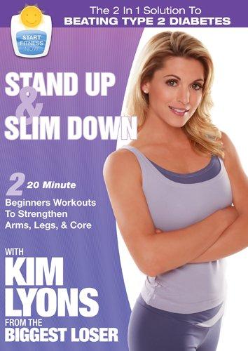Kim Lyons Start Fitness Now: Stand Up & Slim Down