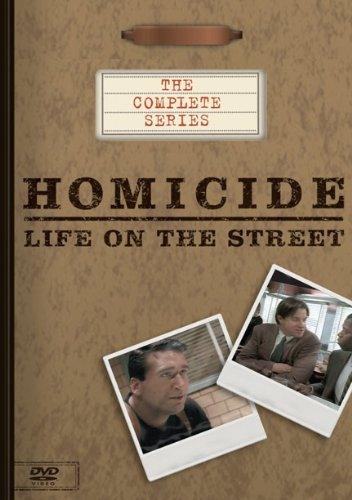 Homicide: Life on the Street - The Complete Series (repackaged)