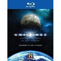 The Universe Seasons 1-3 [Blu-ray]