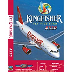 Kingfisher Airbus A320