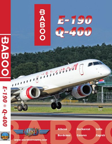 Baboo Embraer 190 & Dash 8-Q400