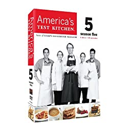 Americas Test Kitchen-5th Season