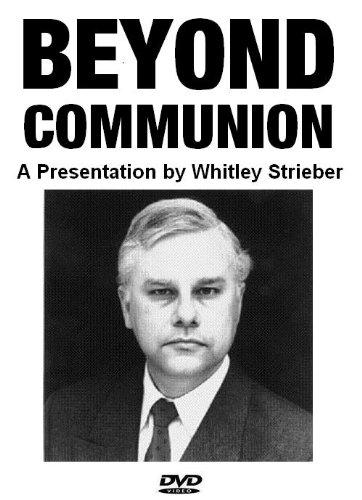 Beyond Communion - Whitley Srieber