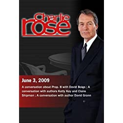Charlie Rose (June 3, 2009)