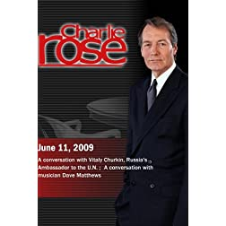 Charlie Rose (June 11, 2009)