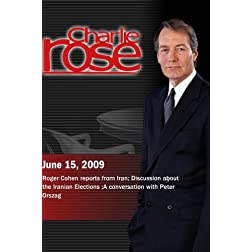 Charlie Rose (June 15, 2009)