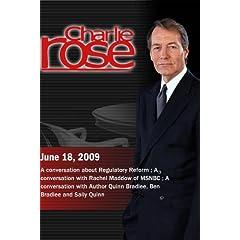 Charlie Rose (June 18, 2009)