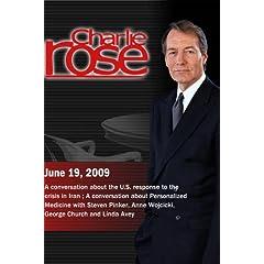 Charlie Rose (June 19, 2009)