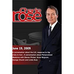 Charlie Rose (June 19, 2009)