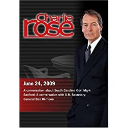Charlie Rose - Jeff Immelt (June 24, 2009)