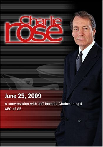 Charlie Rose - Jeff Immelt (June 25, 2009)