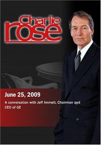 Charlie Rose - Jeff Immelt (June 25, 2009)