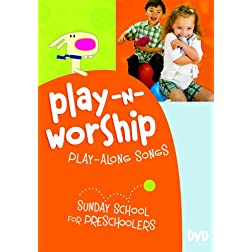 Play-n-Worship: Play-Along Songs for Preschoolers