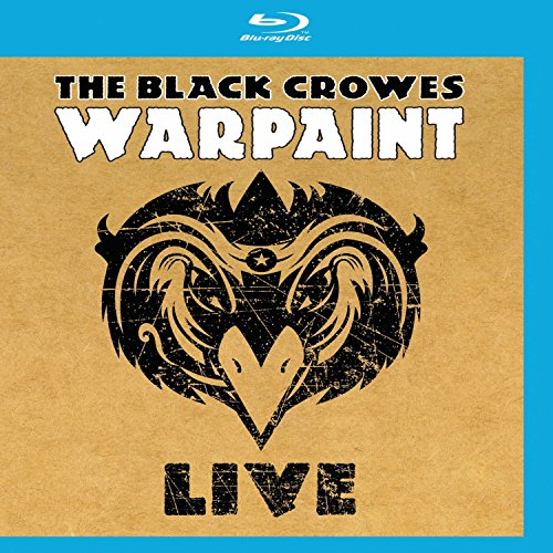 The Black Crowes: Warpaint Live [Blu-ray]