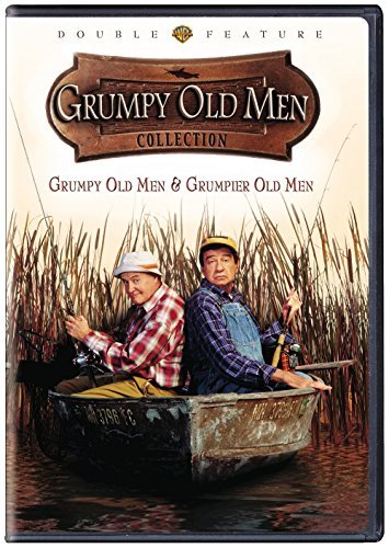 Grumpy Old Men/Grumpier Old Men (Full-Screen Edition)