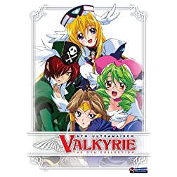 UFO Ultramaiden Valkyrie: Seasons 3 & 4 (The OVA Collection)