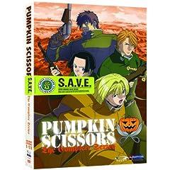 Pumpkin Scissors: The Complete Series Box Set
