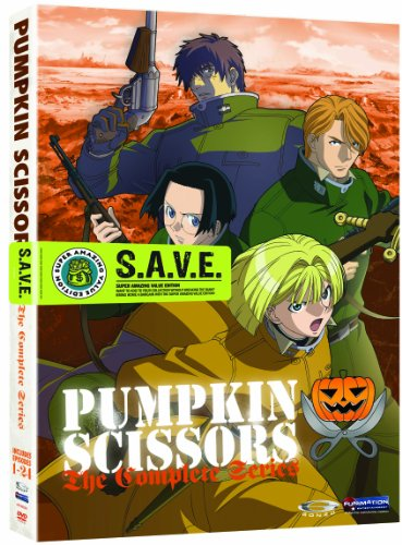 Pumpkin Scissors: The Complete Series Box Set