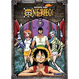 One Piece: Season Two, Second Voyage