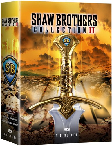 Shaw Brothers Collection II (4 DVD Set)