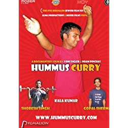 Hummus Curry