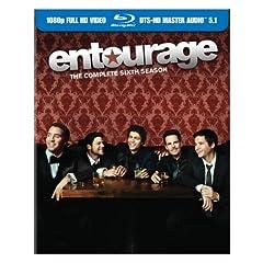 Entourage: The Complete Sixth Season [Blu-ray]