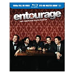 Entourage: The Complete Sixth Season [Blu-ray]