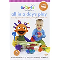 Eebee's Adventures: All in A Day's Play
