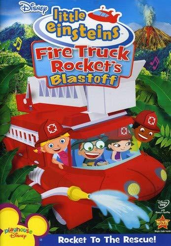 Little Einsteins: Fire Truck Rocket's Blastoff