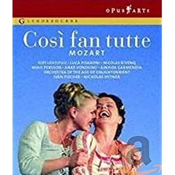 Mozart: Cosi Fan Tutte [Blu-ray]