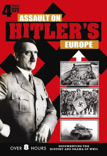 Assault on Hitler's Europe - 4 DVD Set!