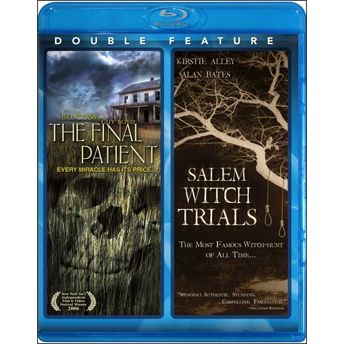 Final Patient & Salem Witch Trials [Blu-ray]