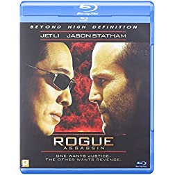Rogue Assassin Aka War [Blu-ray]