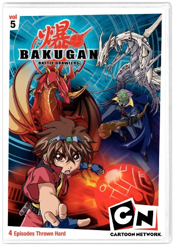 Bakugan, Vol. 5