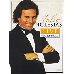 Julio Iglesias - Live From Los Angeles, Greek Theater - 1990