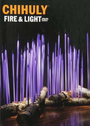 Chihuly: Fire & Light (W/Book)