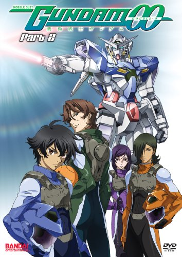 Mobile Suit Gundam 00: Season 1, Part 2