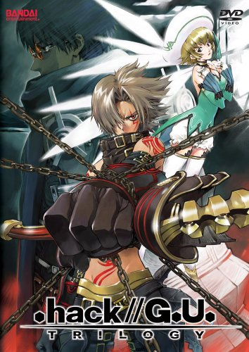 Hack//G.U. Trilogy