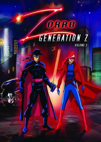 Zorro: Generation Z, Vol. 3