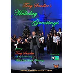 Tony Sandler's Holiday Greetings