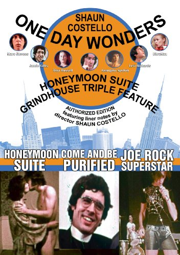 Honeymoon Suite Grindhouse Triple Feature