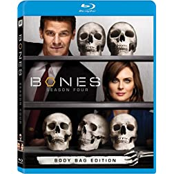 Bones: Season 4 [Blu-ray]