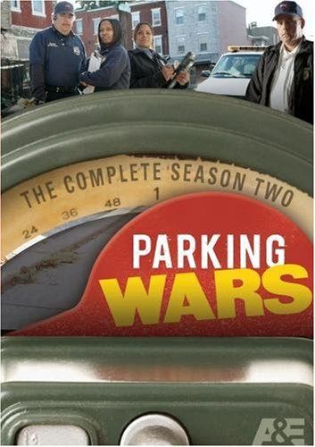 Parking Wars: The Complete Season 2