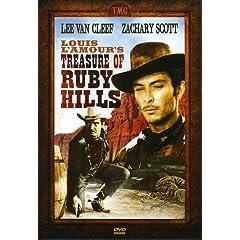 Treasure of Ruby Hills - starring Zachary Scott