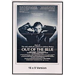 Out Of The Blue 16x9 Widescreen TV.