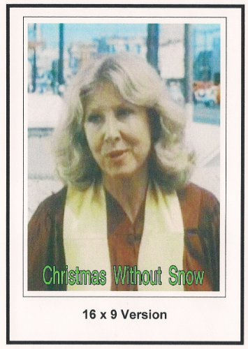 Christmas Without Snow 16x9 Widescreen TV.