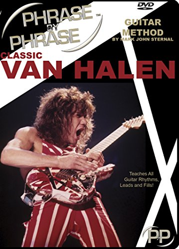 Phrase by Phrase Guitar Method by Mark John Sternal: Classic Van Halen