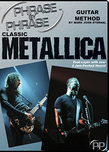 Phrase By Phrase Guitar Method: Classic Metallica