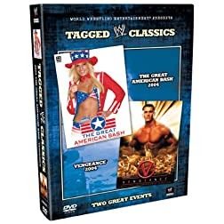 WWE: Tagged Classics - The Great American Bash 2004/Vengeance 2004